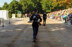 Excursión a los Monumentos de Arlington Cemetery Plus DC