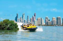 Gold Coast Jet Boat Ride de la playa principal