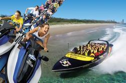 Combo de Gold Coast: Paseo en lancha y parque temático Sea World Admisión
