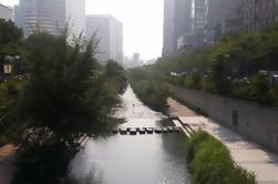 Tour por la mañana guiado en Seúl incluyendo el Museo Nacional, el arroyo Cheonggyecheon y una fábrica de amatista
