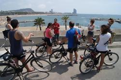 Tour en bicicleta de Barcelona