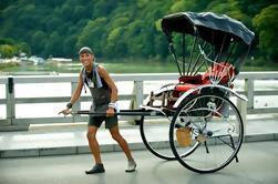 Tour de Rickshaw de Kyoto