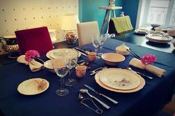 Taller francés de preparación de mesa y maneras en París