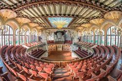 Saltar la línea: Palau de la Música Catalana Tour