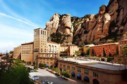 Excursión de Monasterio de Montserrat y Parque Natural