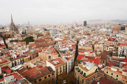 Barcellona Old Town Sky Walk Tour