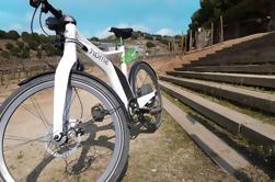 Barcelona Tour de Bicicleta Eléctrica con Degustación de Vinos