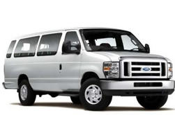 Shared Airport Arrival Transfer: LAX International Airport naar Long Beach, San Pedro Hotels of Cruise Terminals