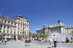 Tour en bicicleta de Múnich con la visita opcional de Königsplatz y Olympiapark