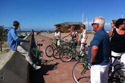 Excursión en bicicleta por la costa de Barcelona