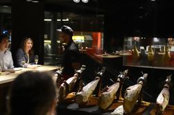 L'esperienza a Barcellona Iberico Ham-degustazione