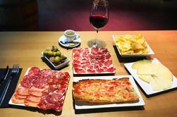 Barcelona Jamon Experience Tour Audiovisual con Almuerzo o Cena Menú Degustación