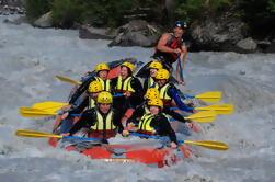Rafting en aguas bravas en Interlaken
