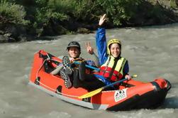 Rafting en tándem de aguas bravas desde Interlaken