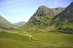 Excursión de un día a Loch Ness, Glencoe y las Tierras Altas de Glasgow