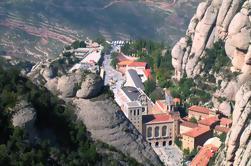 Excursión privada de las Abadías y Cuevas de Montserrat