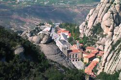Shore Excursion: Montserrat Abbey e Salnitre Caverns da Barcellona
