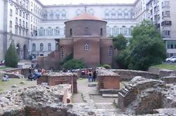 Degustación de comida en Sofía y paseo cultural