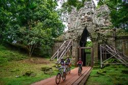 Excursión en bicicleta por los templos de Angkor desde Siem Reap