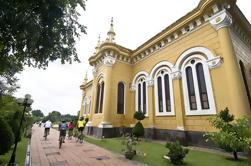 Excursão de bicicleta de Ayutthaya histórica de dia inteiro
