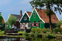 Excursão de campo e cultura holandesa de Amsterdão