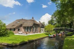 Excursión de un día para grupos pequeños a Giethoorn desde Amsterdam