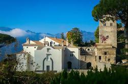 Excursión de un día a Pompeya y la costa de Amalfi