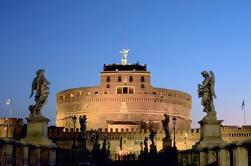 Castel Sant'Angelo e museu do Vaticano