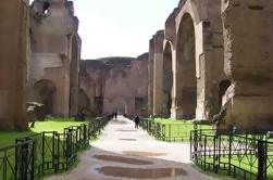 Thermae van Caracalla - Ancient Rome Tour