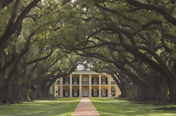 Oak Alley y Laura Plantation Tour con transporte desde Nueva Orleans