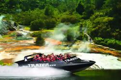 Rotorua Geothermal Wonders y Waikato River Jet Boat Ride