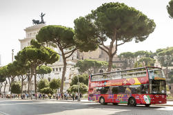 City Sightseeing Transporte y Skip-The-Line Roma Pass