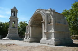 Day Trip to Arles - Saint-Remy - Baux de Provence and Carrieres de Lumieres from Marseille