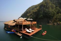 5-Day Houseboat Adventure on Khao Laem Lake from Bangkok