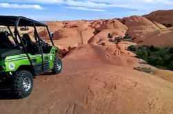Hell's Revenge 4x4 fuera de la carretera de Moab