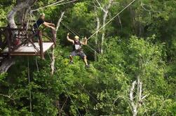 Cancun Adventure Tour bij Selvatica