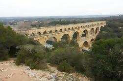 Romeinse sites in Provence halve dag tour van Avignon