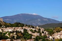 Vaison-la-Romaine en Séguret Tour van Avignon