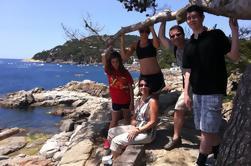 Costa Brava-kysten Fottur fra Barcelona