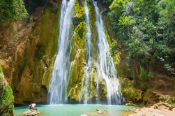 Aventura de Samaná em Cascata de Limón e Cayo Levantado