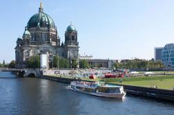 Berlim Pontos Turísticos Cruzeiro com Queijo e Vinho
