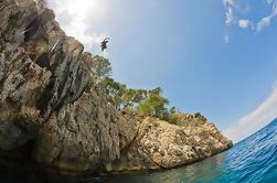 Zuid-Mallorca Coasteering Ervaring met Transfers