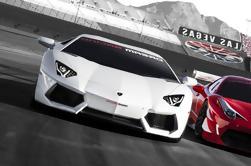 Experiencia de conducción de Lamborghini Aventador