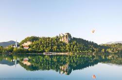 Excursión de un día a Bled y Postojna desde Ljubljana