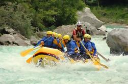 Rafting en el río Sava y excursión de un día al lago Bled
