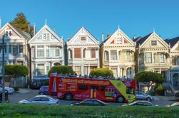 San Francisco combinado con cuatro viajes en autobús y cinco atracciones
