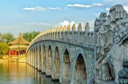 Badaling Grote Muur en Zomerpaleis Coach Tour van Beijing