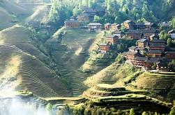 Excursión Guilin Longji a las terrazas de arroz y minorías étnicas