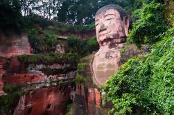 Tour Privado: Centro de Investigación de Panda Gigante y Excursión de un Día de Buda Gigante de Leshan desde Chengdu Incluyendo el Tren Bala