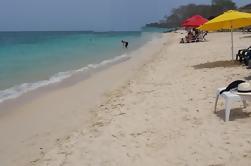 Excursión de un día a Playa Blanca y Baru desde Cartagena